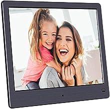 BSIMB Digital Picture Frame-Upgraded Digital Photo Frame 8 Inch 1024×768 Hi-Res..