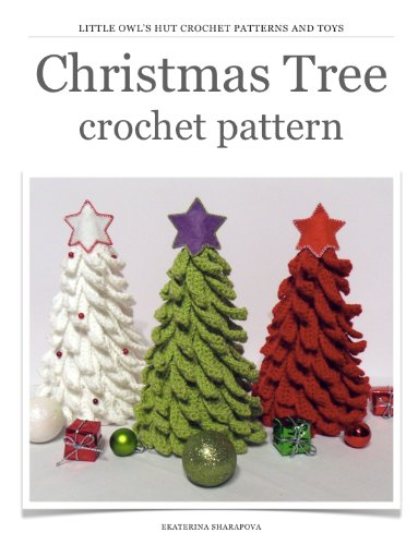 Christmas Tree Crochet Pattern. New Year project