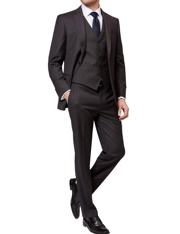ユーザーカヌー焦がすスーツメンズ 3ピース 礼服 ビジネススーツ ファッション 高品質 保温性 通勤 卒業式 結婚式 入社式 オーダー可能