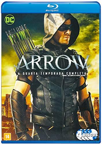 Arrow Quarta Temporada [Blu-ray]