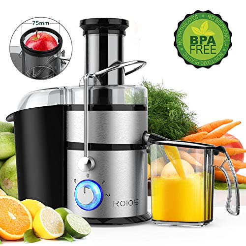 KOIOS Centrifugal Juicer Machine...