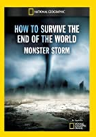 How to Survive the End of the World Monster Storm [DVD]