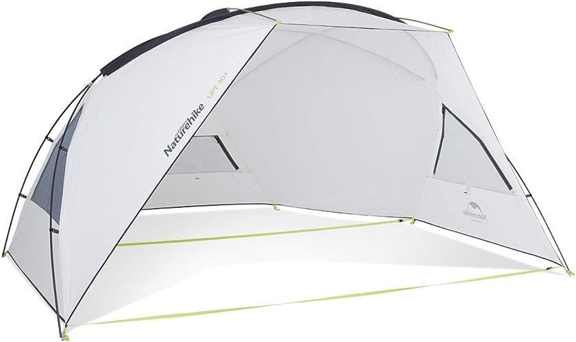 IBasingo - Auvent de Camping - Prougeection Contre Les UV - Prougeection Contre la Pluie - Bache de Plage légère UPF40+