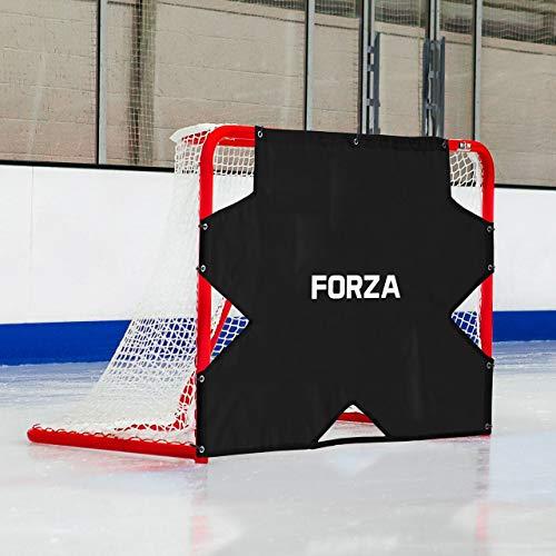 FORZA 1,8m x 1,2m Eishockey Torwand – verbessern Sie Ihre Zielschussgenauigkeit mit dem Eishockey Torwand