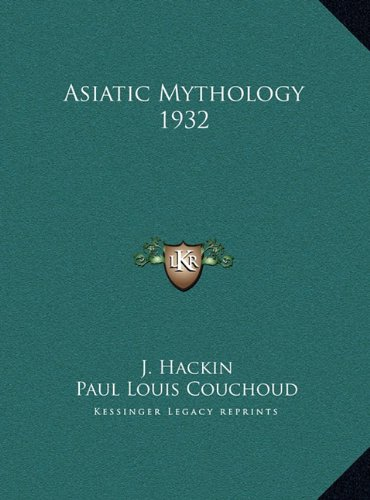 Asiatic Mythology 1932
