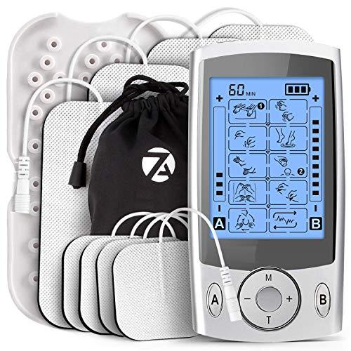 Electroestimulador Digital Muscular, Tens Ems Electroestimulador, Mini Masajeador Y Estimulador, Electrodos Para Tens, Gimnasia Pasiva, Electro Estimuladores Musculares, Electroestimuladores