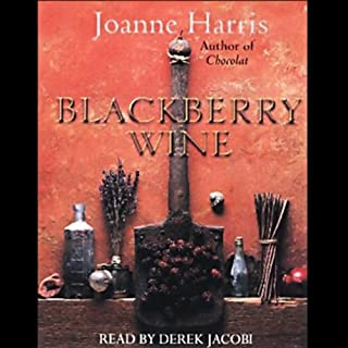 Blackberry Wine audiobook cover art