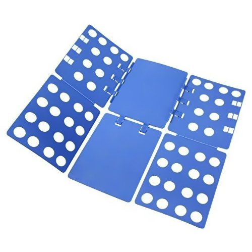 PetOde Adjustable Clothes Folder with Towel Clips...