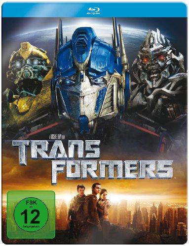 Transformers (Limitierte Steelbook Edition) [Blu-ray]