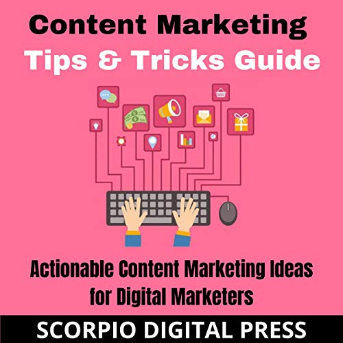 Content Marketing Tips & Tricks Guide cover art