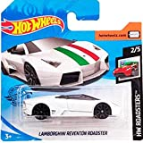 Hot Wheels Lamborghini Reventón Roadster HW Roadster 2/5 2019 (18/250) Short Card