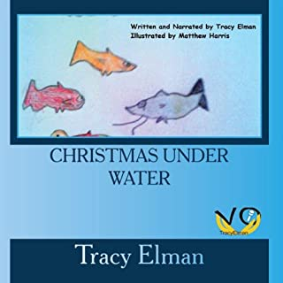 Christmas Under Water audiobook cover art