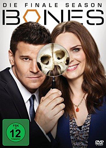 Produktbild von Bones - Die finale Season [3 DVDs]