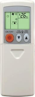 SODIAL (R) Durable mando a distancia kd06es para Mitsubishi KM09A km09d km09e aire acondicionado