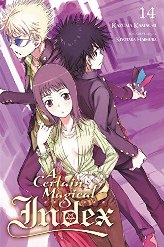 A Certain Magical Index, Vol. 14 (light novel) (English Edition)