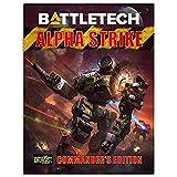 Catalyst Game Labs Battletech Alpha Strike Commanders Ed.