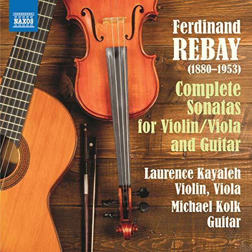 Sämtliche Sonaten Für Violine/Viola und Gitarre