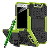ZTE Blade V8 Phone Case Hybrid Rugged Armor Shockproof