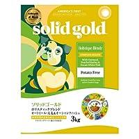 ソリッドゴールドホリスティックブレンド3kg(お取り寄せ)