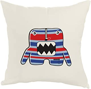 Printed Pillow, Fabric Canvas 40X40 cm, Cartoons