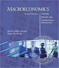 Macroeconomics: Theory, Policy, & International Applications