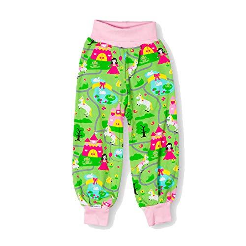 JNY Colourful Kids Baby Pantalon d'éveil pour Fille Vert - Vert - 9 Mois