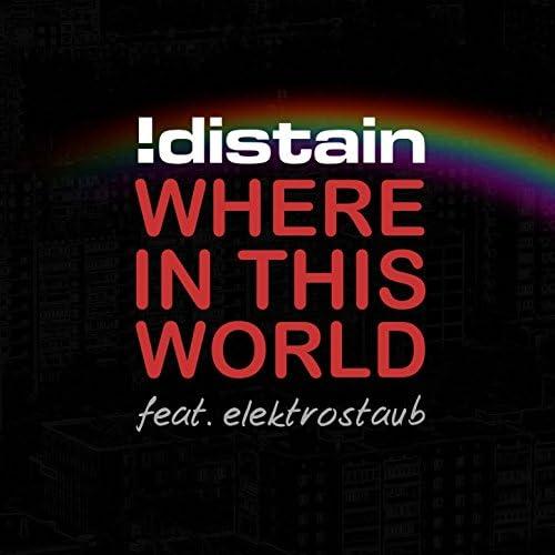 !Distain feat. Elektrostaub