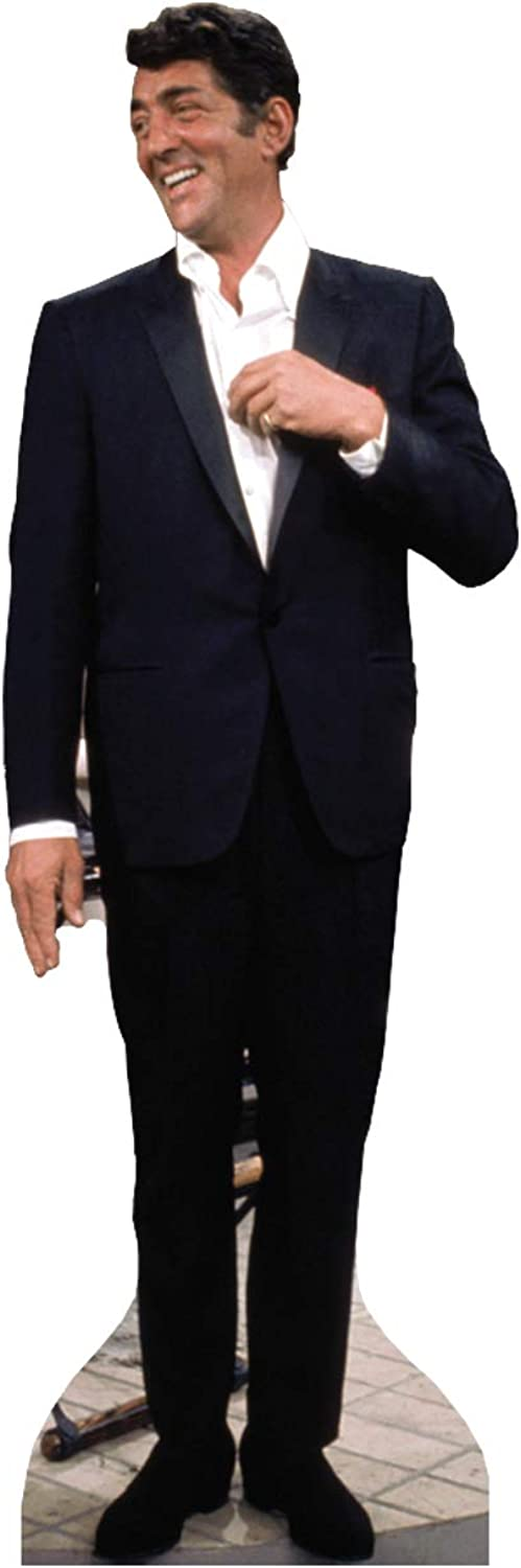 Advanced Graphics Dean Martin Life Size Cardboard Cutout Standup