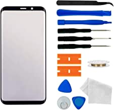 Compatible Galaxy S9 Screen Replacement Front Outer Lens Glass Screen Replacement Repair Kit