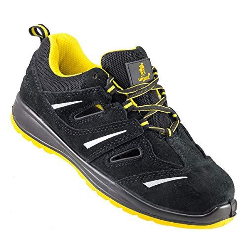 Arbeitsschuhe Urgent 206 S1 Sicherheitsschuhe Halbschuhe Stahlkappe Sandale Sicherheitsklasse S1 (40 EU)