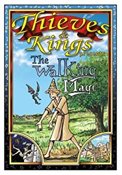 Thieves & Kings Presents The Walking Mage - Book  of the Thieves & Kings