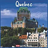 Quebec 2021 Wall Calendar: Official Quebec City Canada Calendar 2021, 18 Months