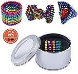 HapeeFun 8 Colores Juguetes de Rompecabezas mágico Juguetes Descompresión Desarrollo Inteligente Juguetes Regalo Ideales