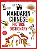 Mandarin Chinese Picture Dictionary: Learn 1,500 Key Chinese Words and Phrases (Perfect for AP and HSK Exam Prep; Includes Online Audio) (Tuttle Picture Dictionary Book 1) (English Edition)