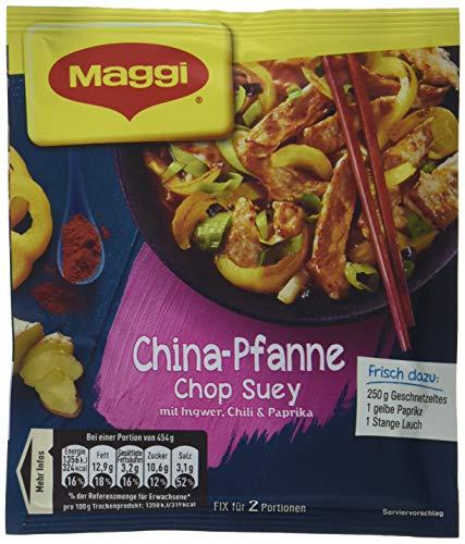 Maggi Fix & Frisch, Chop suey, 18er Pack (18 x 34 g)