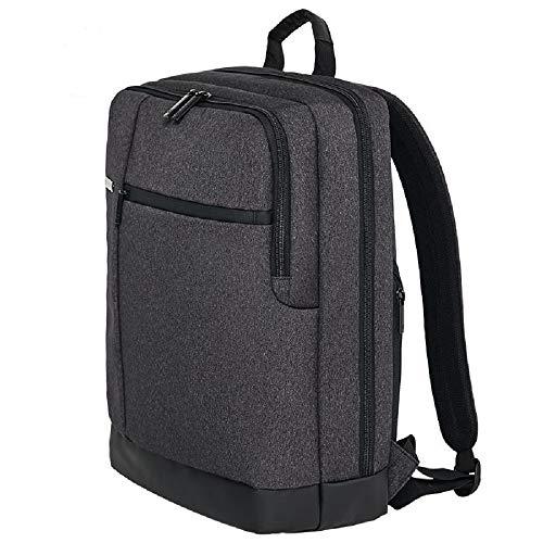 NINETYGO Laptop Backpack, Water Resistant Business Travel Backpack for Men & Women - grey - Large