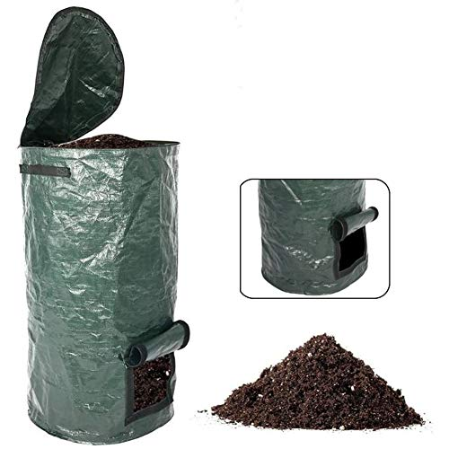 Why Should You Buy Finly Garden Waste Bags Reusable, Reusable Yard Waste Bags Heavy Duty - Gardening...