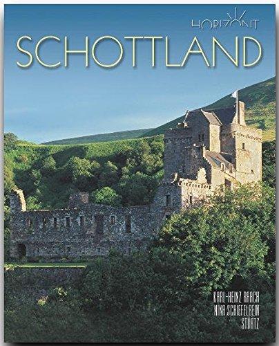 Horizont SCHOTTLAND - 160 Seiten Bildband mit über 240 Bildern - STÜRTZ Verlag