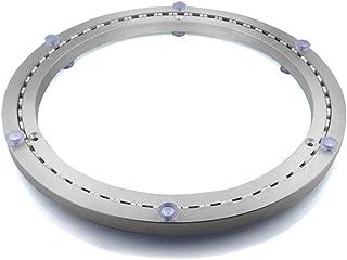 DIOE Plusieurs tailles Lazy Susan Roulement en aluminium, Roulements de platine tournante en métal, Quincaillerie de plaqu...