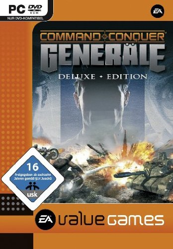 Command & Conquer: Generäle - Deluxe Edition [EA Value Games]