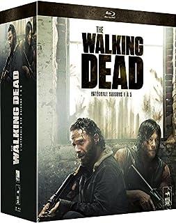 The Walking Dead-L'intégrale des Saisons 1 à 5 [Blu-Ray] (B012DCTIYG) | Amazon price tracker / tracking, Amazon price history charts, Amazon price watches, Amazon price drop alerts