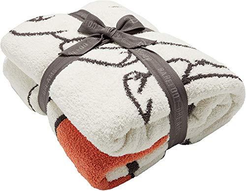 "Barefoot Dreams CozyStylish The Lion King Blanket, Throw, Cream Multi-45"" x 60"""