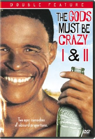 The Gods Must Be Crazy I / The Gods Must Be Crazy II (Double Feature)