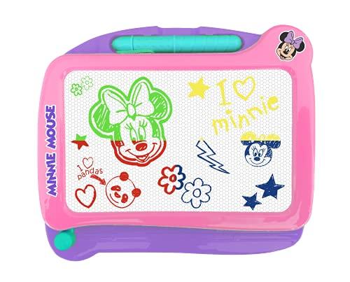 Lousa Mágica Disney Baby Minnie, Multicolorido, Pura Diversão