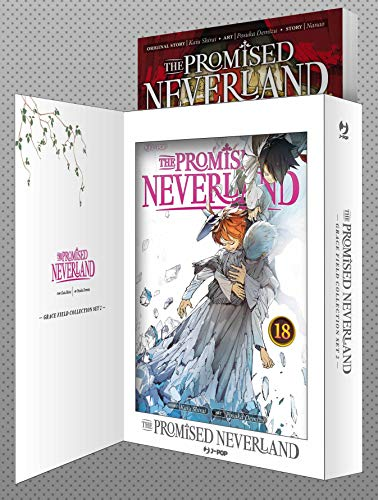 The promised Neverland. Grace field collection set (Vol. 2)