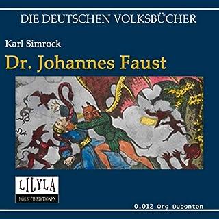 Dr. Johannes Faust Titelbild