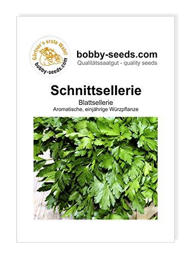 Bobby-Seeds Kräutersamen Schnittsellerie, Laubsellerie Portion