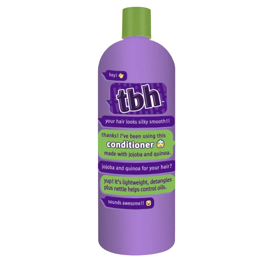TBH Kids Conditioner- Lightweight and OFFicial - Popular product Formula Detangling