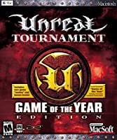 Unreal Tournament: Game of the Year Edition (Mac) (輸入版)