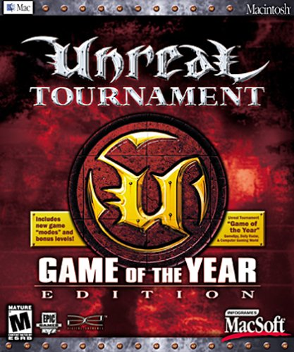 Unreal Tournament: Game of the Year Edition  - Mac (Best Unreal Tournament Game)